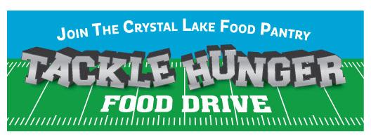Tackle Hunger This Friday At Prairie Ridge